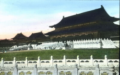 Reise durch China