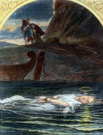 Die Märtyrerin Philomena