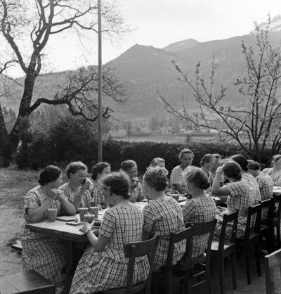 Frauenarbeitsdienst Hohenaschau