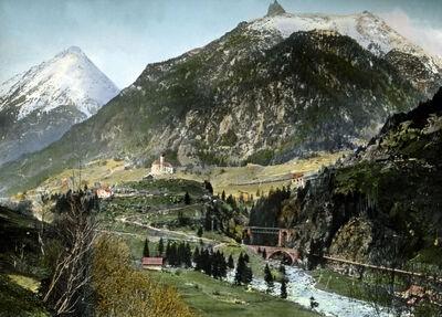 Gotthard Simplon Bahn
