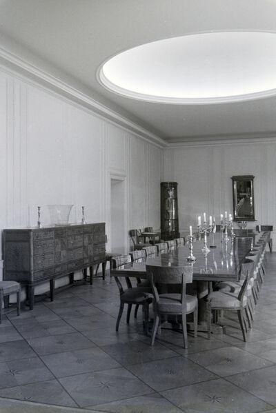 Finnische Gesandtschaft Innenarchitektur
