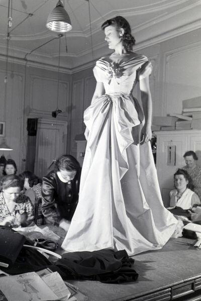 Berliner Modeschöpfer Annemaria Geise
