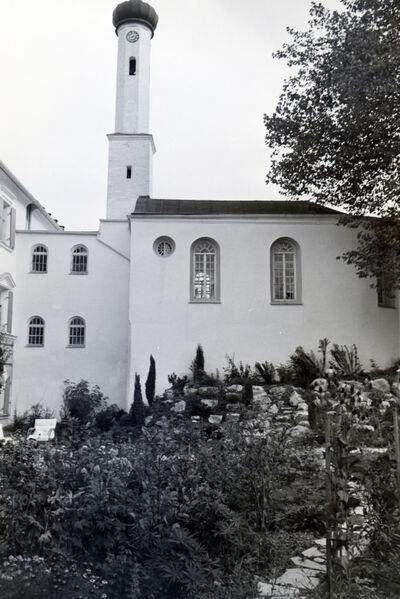Josef Thorak, Schloss Hartmannsberg
