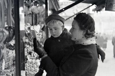 Volksbräuche: Weihnachtsmarkt