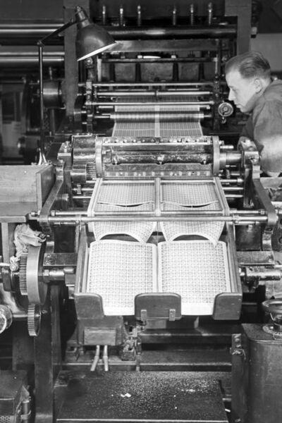 Briefmarkendruckerei