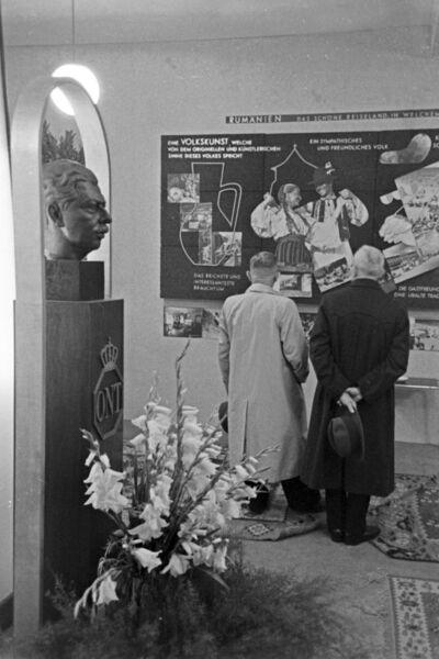 Messe Leipzig 1940