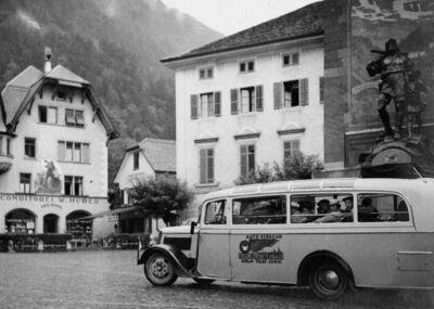 Schweizfahrt