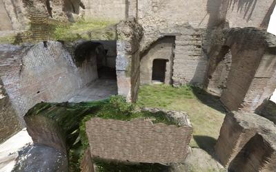 3D model of Mithraeum at Naples (Carminiello ai Mannesi)