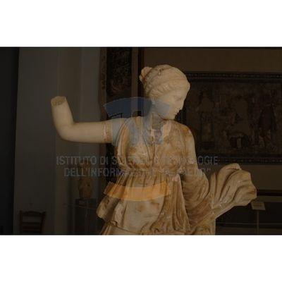 Delos statues - photographic campaign
