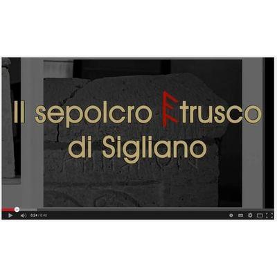 Ipogeo dei Tetina - Video - Frammenti di Memoria Restituiti: il Sepolcro Etrusco di Sigliano