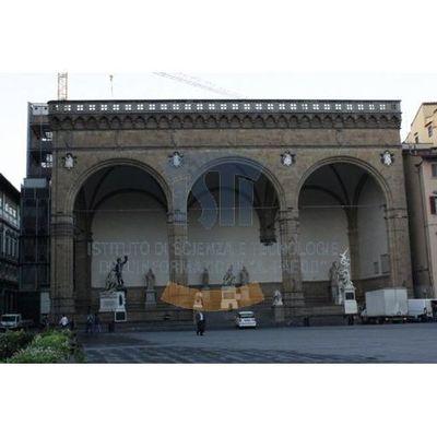 Loggia dei Lanzi - Photographic campaign