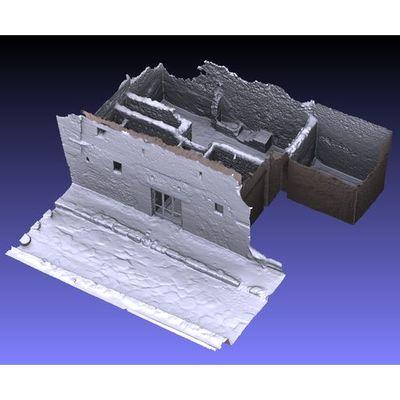 Insula V 1 - Tofelanus Valens House 3D model