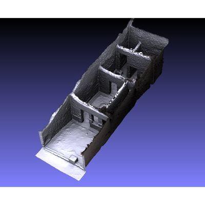 Insula V 1 - Taberna 3D model