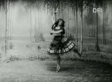 Zigeunerdans af Troubaduren