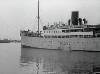 Esbjerg - Parkeston (D.F.D.S.)