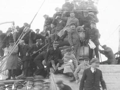 Sønderjyske Krigsfanger