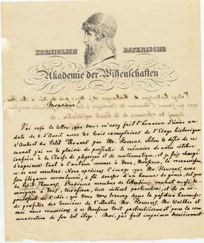 [Letter] 1845-06-18, München