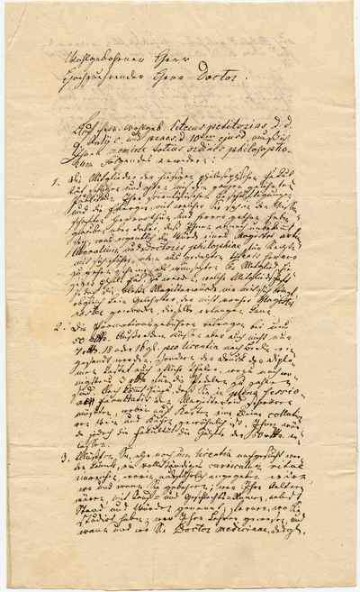 [Letter] 1810-07-13, Frankfurt an der Oder