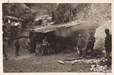 Cucine da campo