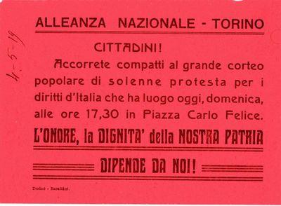 Cittadini!