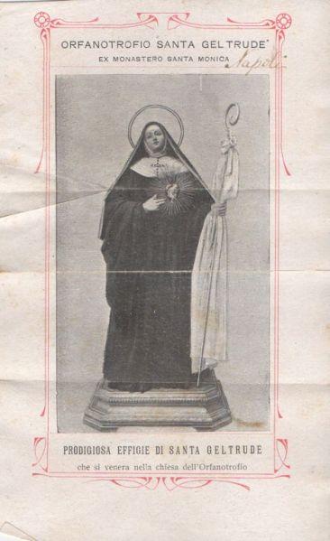 Orfanotrofio Santa Geltrude ex Monastero Santa Monica