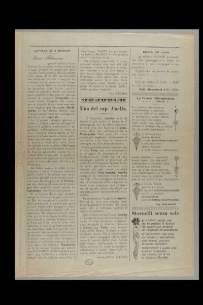 La marmitta : giornale del 137. Reggimento fanteria