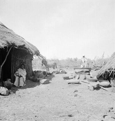 Gondar: nel villaggio falascia di Uollecà