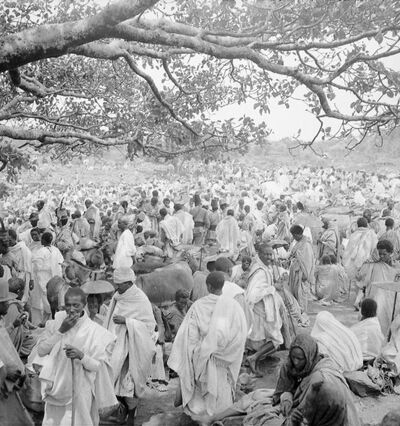 Gondar: il mercato