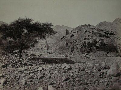 Rovine dell'antica Faran