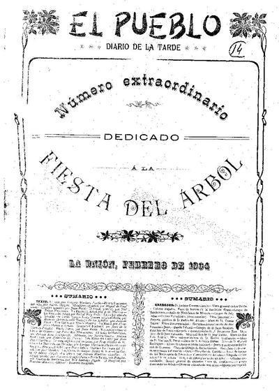 El Pueblo : diario de la tarde