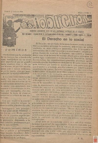 Obreros (Yecla, 1934)