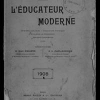 L'Éducateur moderne