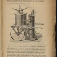Etude sur les appareils de pasteurisation des vins