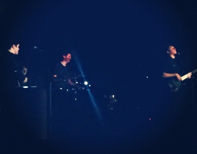 The xx at Battersea Arts Centre