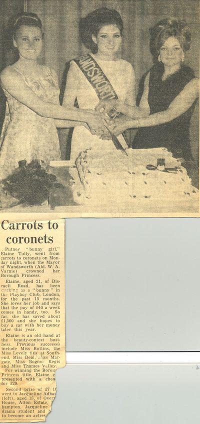 Borough Princess 1964