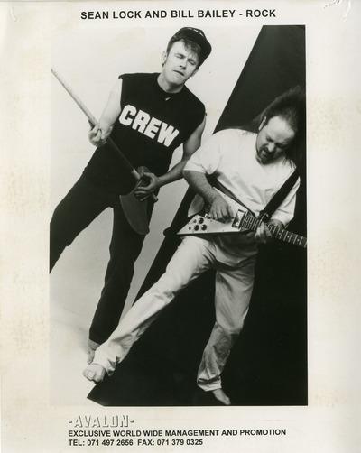 Sean Lock and Bill Bailey - Rock