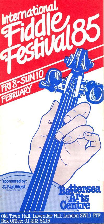 International Fiddle festival 85