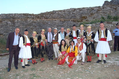 Grupe nga Gjirokastra