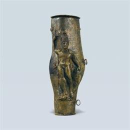 Knemida iz Slavonskog Broda – rimski svečani štitnik za nogu
