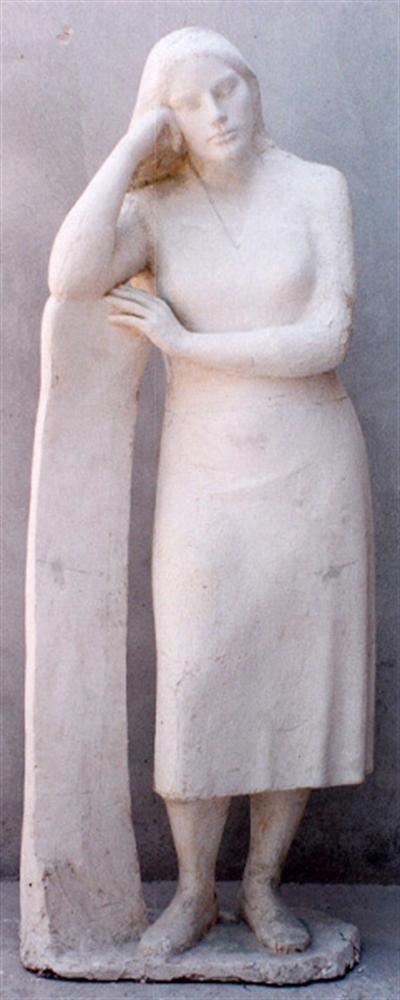 πρόπλασμα αγάλματος