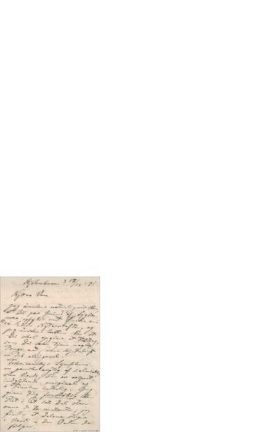 Brev, 1895 12.18, Kjøbenhavn, til Edvard Grieg