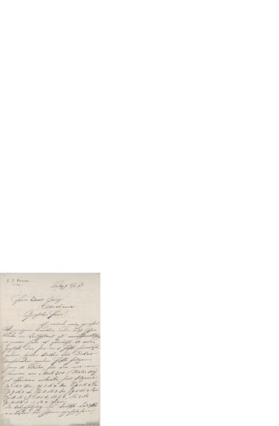 Brev,1875 01.07, Leipzig, til Edvard Grieg