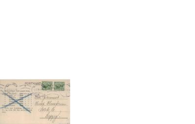 Postkort, 1916 12.08, København, til Henri Hinrichsen
