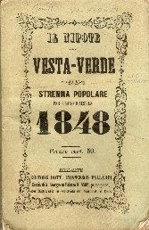 Il nipote del Vesta-verde : strenna popolare per l'anno ...