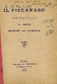 Il ficcanaso : calendario popolare pel ...