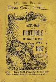 Almanacco delle frottole ossia Dei segreti delle donne