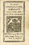 Il Gran Chiaravallino : almanacco per l'anno ...