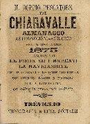 Il doppio Pescatore di Chiaravalle : almanacco astronomico-agrario pel nuovo anno ...