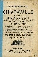 Il doppio Pescatore di Chiaravalle : almanacco agricolo compilato per cura di distinti professori per l'anno ...