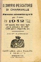 Il doppio Pescatore di Chiaravalle : almanacco astronomico agrario per l'anno ...